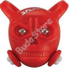 BIKEFUN Skully hátsó villogó lámpa piros SS-L342R-RED