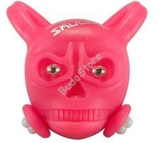 BIKEFUN Skully hátsó villogó lámpa rózsaszín SS-L342R-PINK