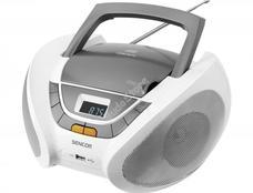 SENCOR SPT232 Hordozható Rádió CD lejátszó SPT 232