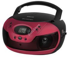 SENCOR SPT229M mályva Hordozható MP3-as Cd rádió USB SPT 229 M