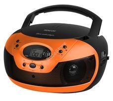 SENCOR SPT229OR narancssárga Hordozható MP3-as Cd rádió USB SPT 229 OR