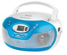 SENCOR SPT229BU kék Hordozható MP3-as Cd rádió USB SPT 229 BU