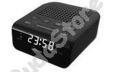 SENCOR SRC136B Digitális rádiós ébresztőóra fekete SRC 136 B
