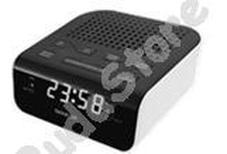 SENCOR SRC136WH Digitális rádiós ébresztőóra fehér SRC 136 WH