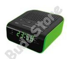 SENCOR SRC136GN Digitális rádiós ébresztőóra zöld SRC 136 GN