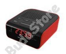 SENCOR SRC136RD Digitális rádiós ébresztőóra piros SRC 136 RD