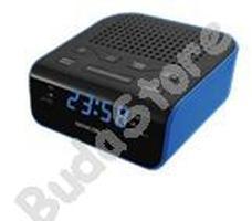 SENCOR SRC136BU Digitális rádiós ébresztőóra kék SRC 136 BU