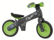 BELLELLI B-Bip futó bringa szürke-zöld 01BBIP0006