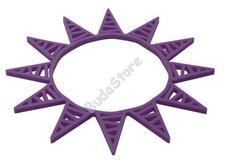 Meliconi szilikon edényalátét lila 655000L