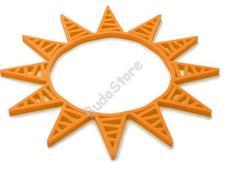 Meliconi szilikon edényalátét narancssárga 655000N