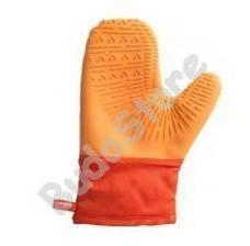 Meliconi szilikon edényfogó kesztyű narancssárga 655001N