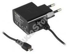 YENKEE YAC 2006 MC mikro USB töltő 1000 mA fekete