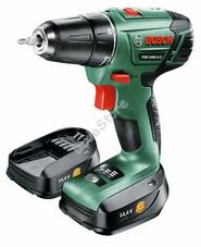 Bosch PSR1440 LI Bosch akkus fúrócsavarozó 2 akku 06039A3021