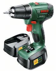 Bosch PSR1800 Li-2 akkus fúrócsavarozó 2 akku 06039A3121
