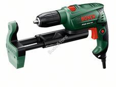 Bosch PSB500RA (CT) ütvefúró gyorstokmánnyal, kofferben, porelszívással 0603127021