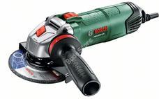 Bosch PWS850-125 sarokcsiszoló 850W 125 mm koffer 06033A2720