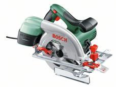 Bosch PKS55 A kézi körfűrész 55mm, porgyűjtő 0603501020