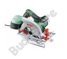 Bosch PKS55 A kézi körfűrész 55mm, porgyűjtő + lappal 0603501002