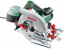 Bosch PKS66A kézi körfűrész 66mm, porgyűjtő 0603502022