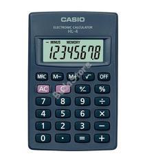 CASIO HL-4 zsebszámológép HL4