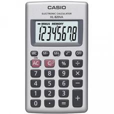CASIO HL-820VA zsebszámológép HL820VA