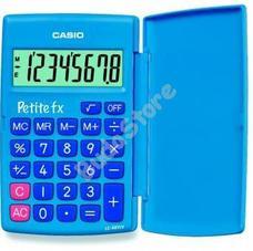 CASIO LC-401LV BLUE kék számológép LC401LVBLUE