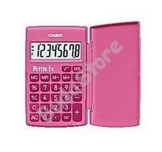 CASIO LC-401LV PINK rózsaszín számológép LC401LVPINK
