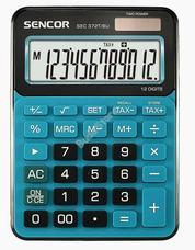 SENCOR SEC 372T/BU számológép kék SEC372T/BU