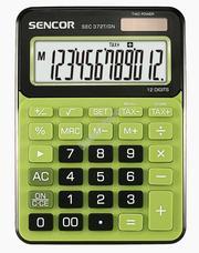 SENCOR SEC 372T/GN számológép zöld SEC372T/GN