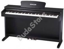SENCOR SDP 200 BK digitális zongora fekete SDP200BK