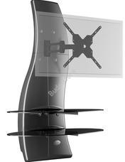 Meliconi Ghost Design 2000 Rotation Carbon fibre falikonzol rendszer
