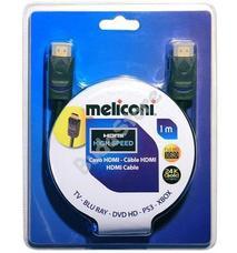 Meliconi H1M Standard HDMI kábel 1 m