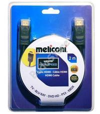 Meliconi H2M Standard HDMI kábel 2 m