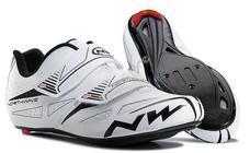 NORTHWAVE ROAD JET EVO fehér cipő 40,5-es 80151010-50-405