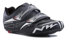 NORTHWAVE ROAD JET EVO fekete cipő 45,5-es 80151010-10-455