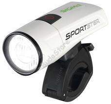 SIGMA Sportster fehér első lámpa 17276