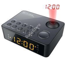 MUSE M-178 P Ébresztőórás rádió fekete M178P
