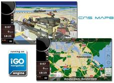 CNS Map8 EU szoftver update 02-05-55702