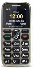 Doro Primo 215 beige mobiltelefon 01-02-7175