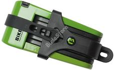 BIKEFUN X-1-GR Lakat X-Safe folding 70 cm tartóval zöld X1GR