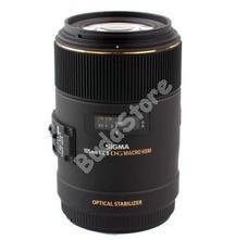 SIGMA 105 mm F2,8 EX DG OS HSM MAKRO objektív s258954