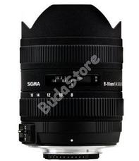 SIGMA 8-16 mm F4,5-5,6 DC HSM objektív s203954