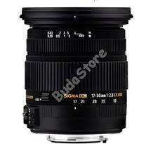 SIGMA 17-50 mm F2,8 EX DC OS HSM objektív s583954