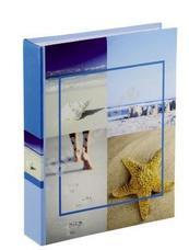 Hama 10670 Seashells memo album 10x15/200 kék
