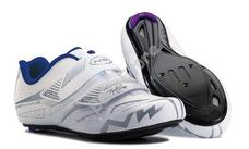 NORTHWAVE ROAD ECLIPSE EVO női fehér-szürke cipő 40-es 80151011-62-40