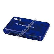 HAMA 55348 Kártyaolvasó USB 2.0 30 az 1-ben