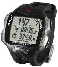 SIGMA RC MOVE Pulzusmérő óra fekete