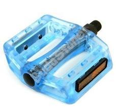 Wellgo Pedál B107P kék 25135