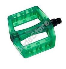 Wellgo Pedál B107P zöld 25146