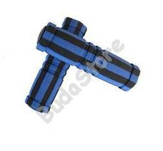 Markolat szivacs fekete/kék 27040